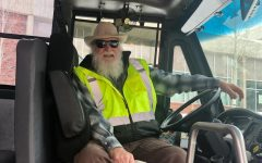 Roy West, the multifaceted sports fan bus driver of ASD