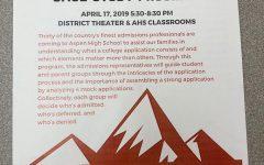 Aspen High's College Case Study