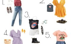 Five great outfits to wear this Spring