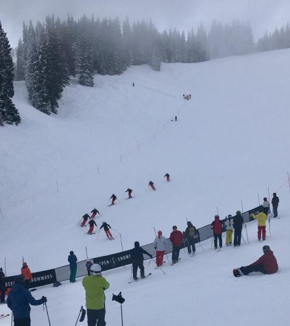 Aspen Skiers Ready to Hit the Slopes
