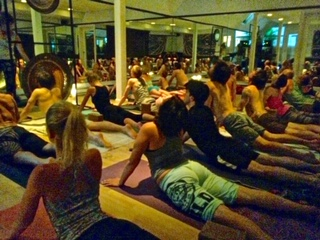 The hottest yoga studio in Aspen
