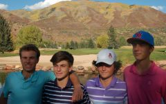 AHS golf team swings for a win