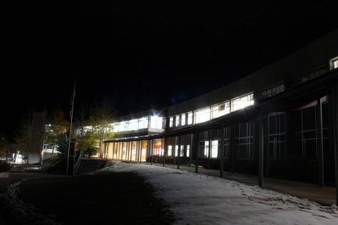 Lights on at AHS…24/7