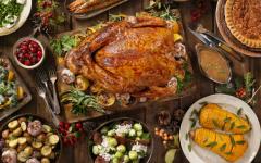 'Thanksgivings' around the world