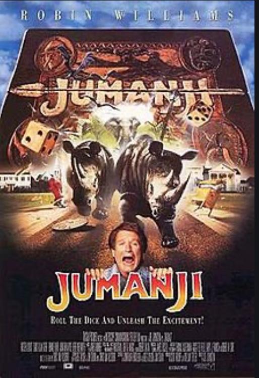 Years of Jumanji