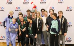 Back Country Robotics team breaks world record