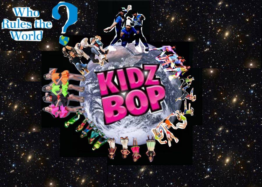 Is Kidz Bop taking over the world?