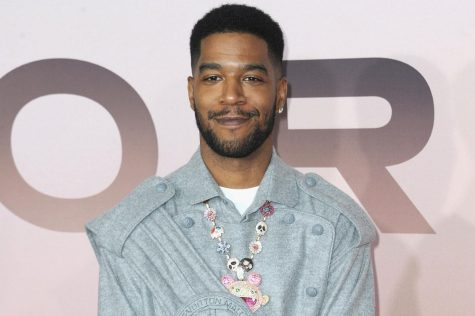 Photo courtesy of Getty Images. Kid Cudi at HBO