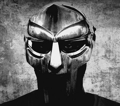 Masked MC, MF DOOM, on the 2004 MADVILLAIN album.