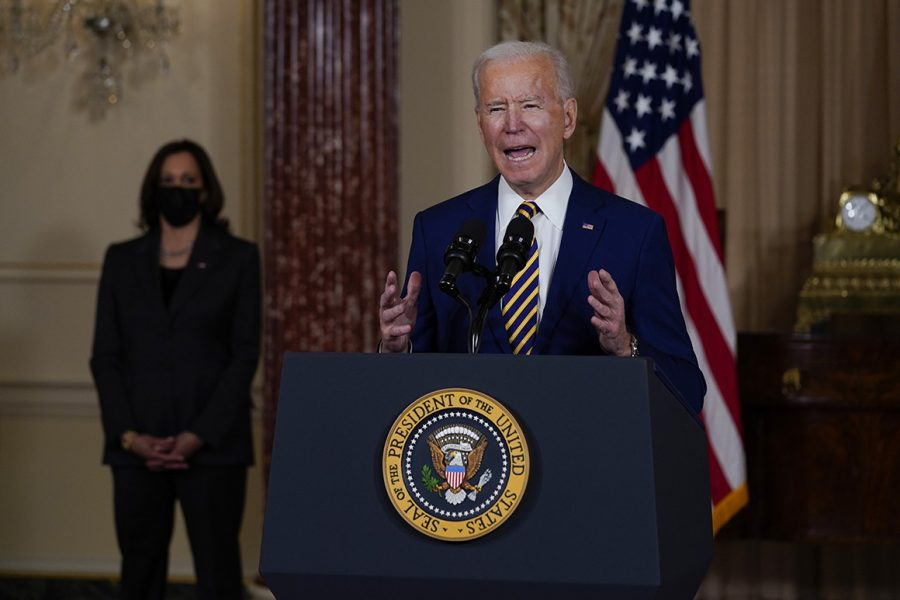 President+Biden+speaks+to+reporters+on+new+policies+in+Washington%2C+D.C.+on+2%2F4%2F21.