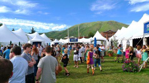 The Food and Wine Festival 2021 in Aspen, Colorado