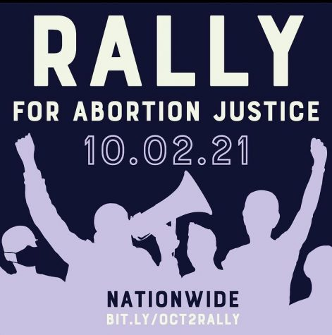 Aspen Marchs Instagram promoting the nation-wide peaceful rally to protect abortion rights